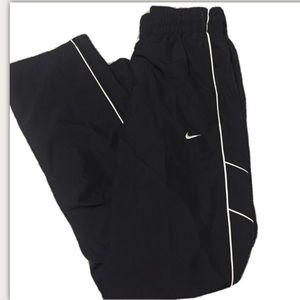 Mens Nike Sweatpants Cotton Poly Lined L